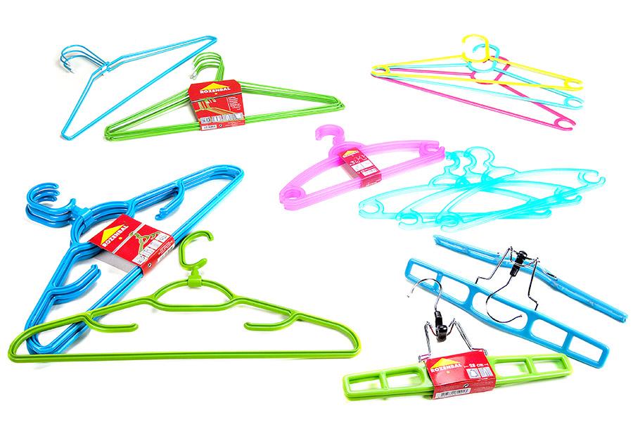 Cintres plastique Rozenbal