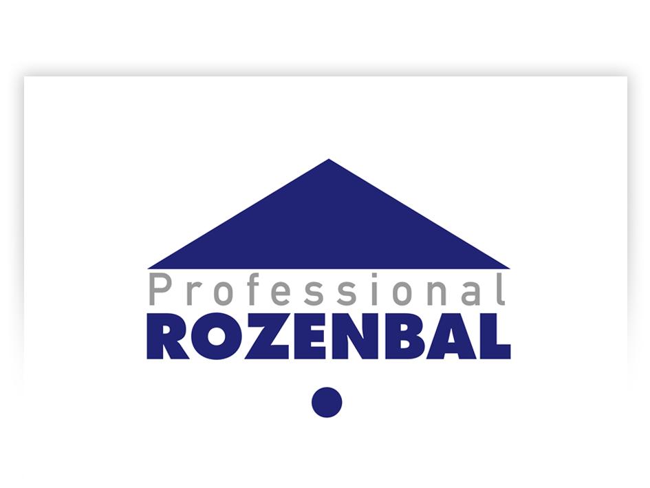 Éponges Rozenbal Professional