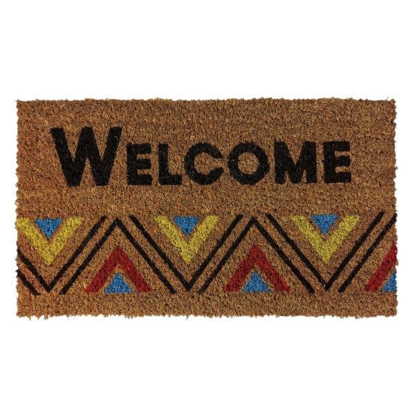 Coco carpet 33x60 cm, Wax design